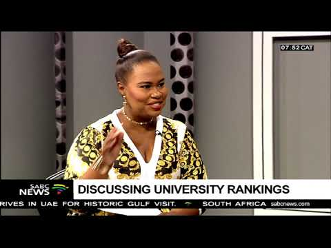 Discussing University Rankings