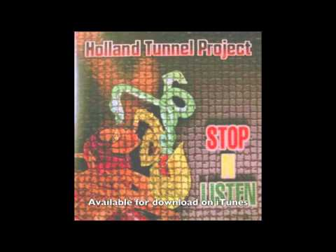 """""""Mr  Jazz"""" The Holland Tunnel Project"""
