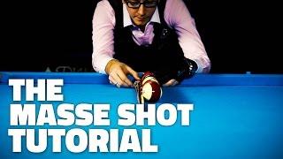 Billiard Tutorials | The Masse Shot