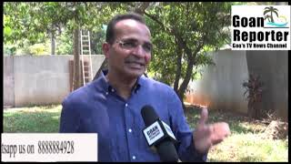 Goan Reporter:I am confident that Panjim voters would stand by me in Bypolls:Babush Monsoratte