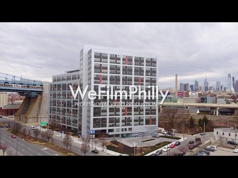 Philadelphia Real Estate Drone Aerial Video Promo - WeFilmPhilly