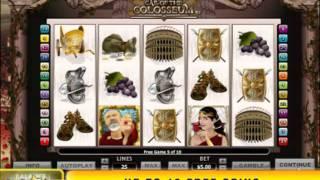 видео Игровой аппарат Call Of The Colosseum: играть онлайн