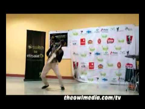 @SKIMASAX Perform LIMPOPO @ Ijebu Got Talent Season 1 || OWL Media TV