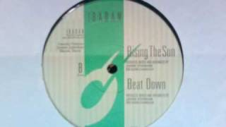Jerome Sydenham & Kerri Chandler - Rising The Sun
