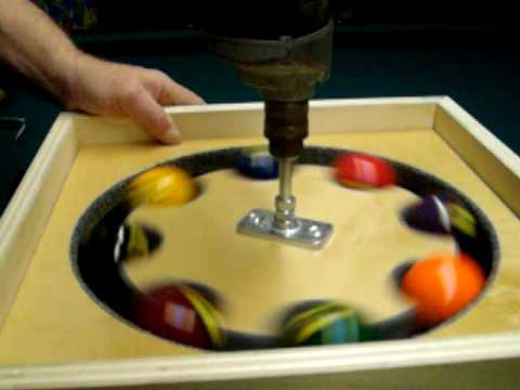 Pool Ball Cleaner Part 2 Youtube