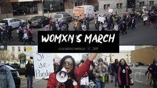 Womxn's March 2019