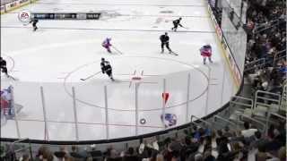 NHL 13: Season Mode