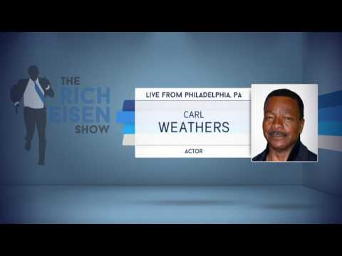 Actor Carl Weathers on His Playing Career with The Raiders & John Madden