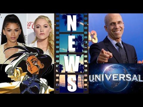 Battle Angel is Zendaya or Maika Monroe? Universal to buy Dreamworks Animation - Beyond The Trailer