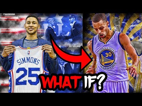 What If Ben Simmons could SHOOT like Stephen Curry?
