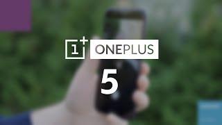 Видеообзор смартфона OnePlus 5