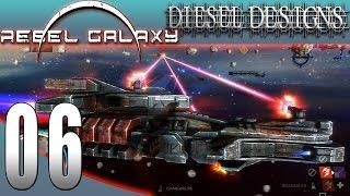 Rebel Galaxy: EP6: Battle for Juno! (RPG Let