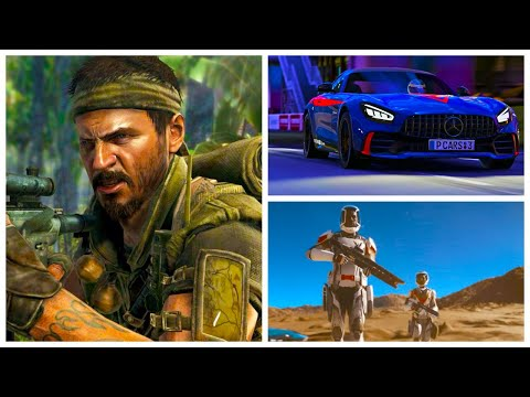 ИГРОНОВОСТИ анонс Project CARS 3, Elite Dangerous: Odyssey, Call Of Duty: Cold War, The Last Faith