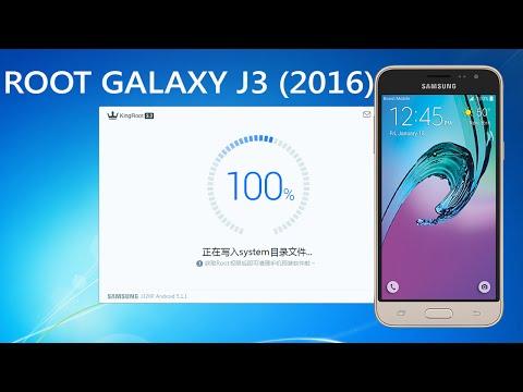 Root Galaxy J3 2016 (SM-J320P) | Root/UnRoot Galaxy J3 2016