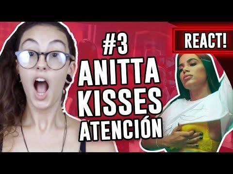 REACT: Atención - Anitta  Luma Show