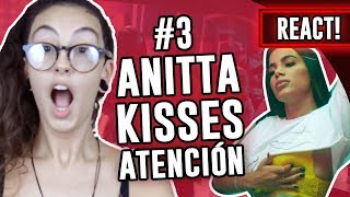 Baixar REACT: Atención - Anitta   Luma Show