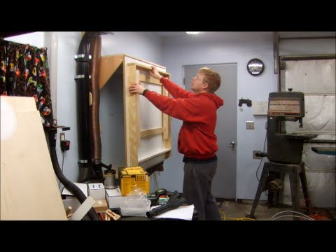 X Carve Cnc Folding Table Build Youtube