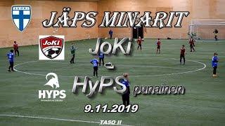 JäPS Minarit JoKi vs HyPS P09 punainen 9.11.2019