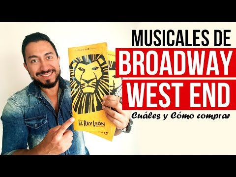 Como comprar boletos baratos para Broadway - Que shows ver en West End