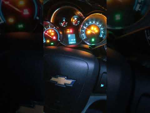 Chevrolet Cruze 1.8 стартер начинает крутить и через секунду отбивает