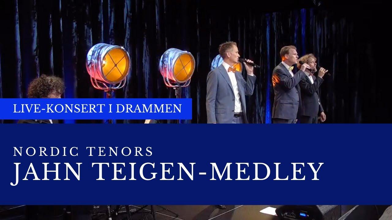 Nordic Tenors // Jahn Teigen-medley