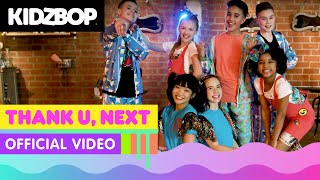 Смотреть клип Kidz Bop Kids - Thank U, Next
