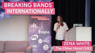 """Download """"Breaking Artists Internationally"""" with Zena White, The Other Hand 