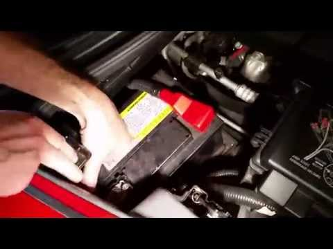 How To Replace A Battery On A C6 Corvette ( 2005 - 2013 )