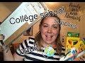 College School Supplies Haul 2018!