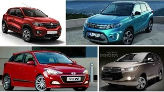 Upcoming Cars in India Auto Expo 2016