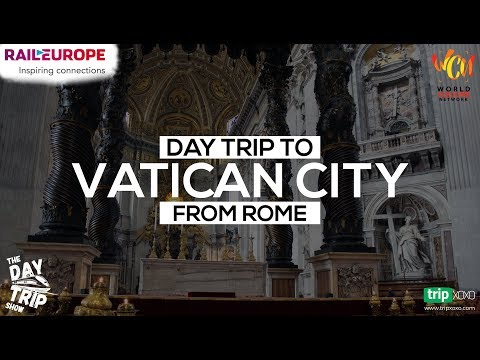 Sistine Chapel, St Peter's Basilica & Vatican Museum at The Vatican City Express Tour | Travel Vlog