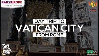 Sistine Chapel, St Peter's Basilica & Vatican Museum at The Vatican City Express Tour | Travel Vlog