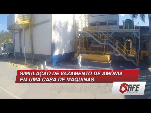[NEUTRALIZAÇÃO DE AMÔNIA] - SAFE MOBILITY SYSTEM 50L