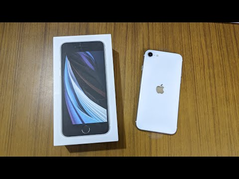 Apple iPhone SE 2020 Unboxing in Hindi