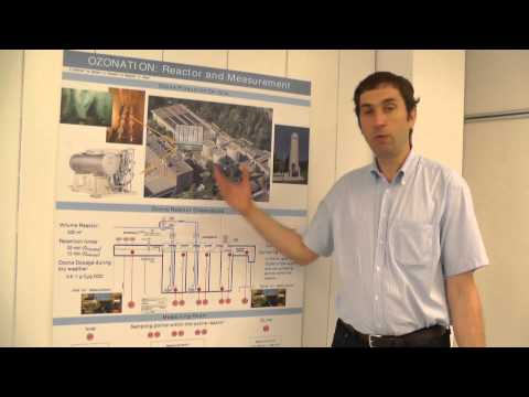 DEMEAU -- Ozonation at Wastewater Treatment Plant Neugut