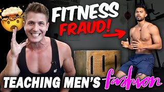 Download Lagu HIS LIES WILL NEVER GET YOU SHREDDED!  || (TEACHING MEN'S FASHION / FITNESS FRAUD) mp3