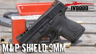 Smith & Wesson M&P Performance Center Shield 9mm