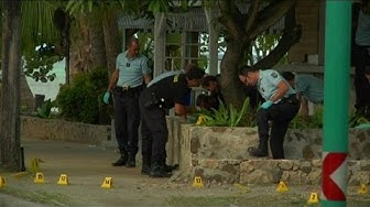 Fusillade en Martinique: deux morts et six blessés - 14/01