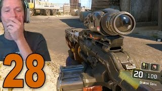 Black Ops 3 GameBattles - Part 28 - DRAKON SNIPER TIME! (BO3 Live Competitive)