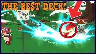 THE BEST DECK EVER! | South Park Phone Destroyer (PvP Gameplay!)