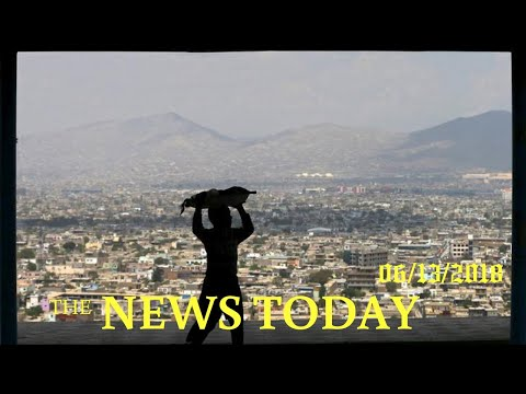 Taliban Assure Afghans Of Bright Future Once U.S. 'invaders' Leave | News Today | 06/13/2018 | ...