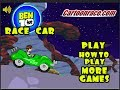 Ben 10 Games Ben 10 Race Car Game