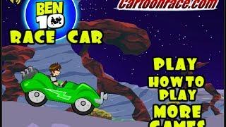 Ben 10 Games Ben 10 Race Car Game