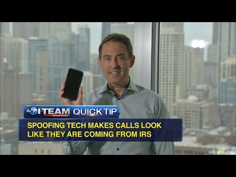 Corey Calhoun - Watch Out For Scammers This Tax Season!