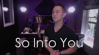 So Into You - Tamia | Jason Chen Cover