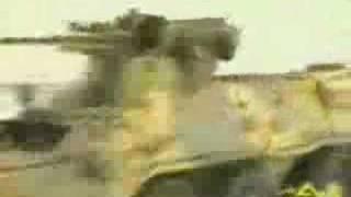 Ukrainian Btr-3u Armoured Personnel Carrier