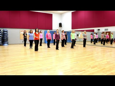 Stand By My Woman Man - Line Dance (Dance & Teach in English & 中文)