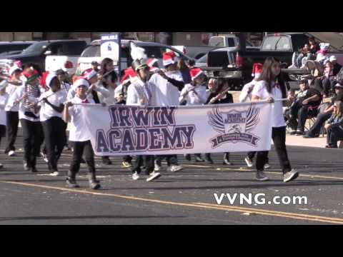Victorville Christmas Parade 2014