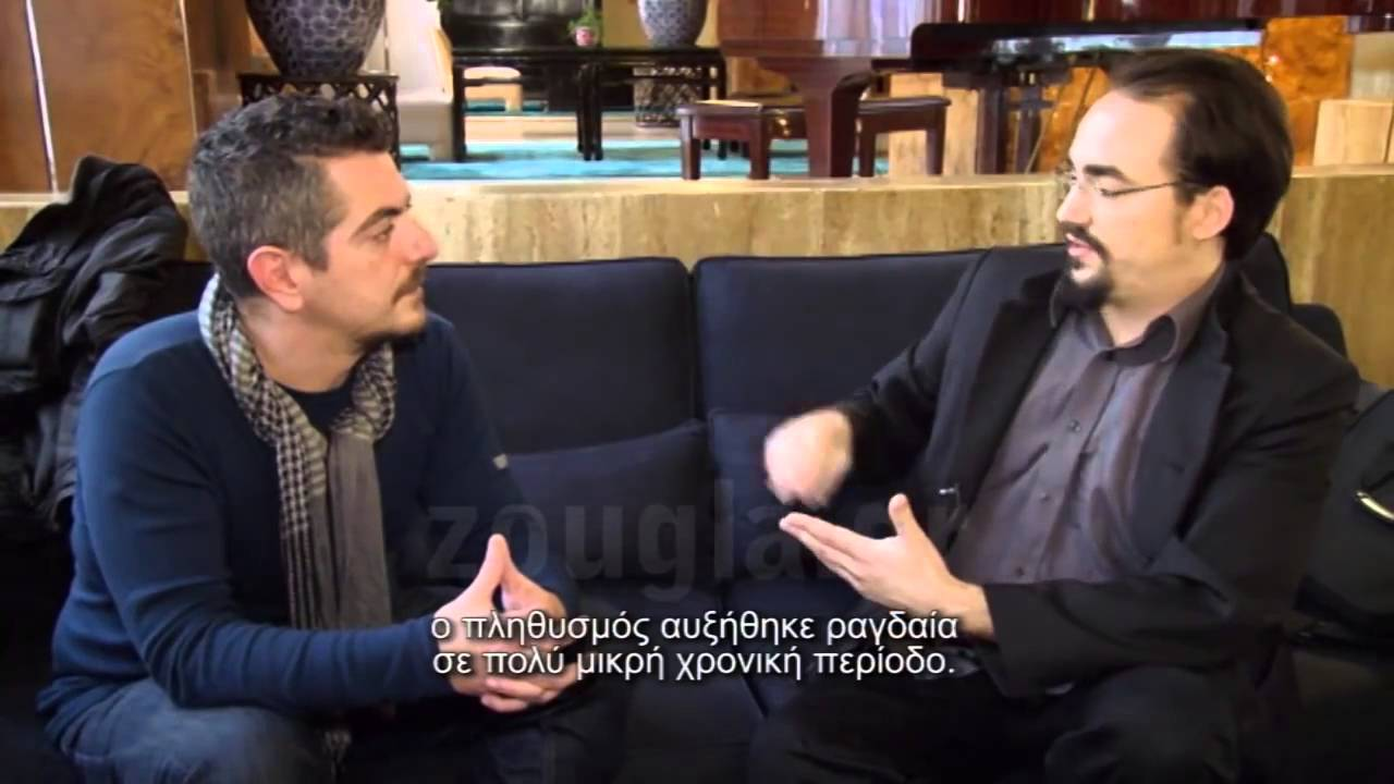 Peter Joseph of The Zeitgeist Movement Interview, Athens Greece, March 26th 2016
