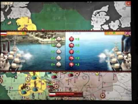 European War 3 real device video.